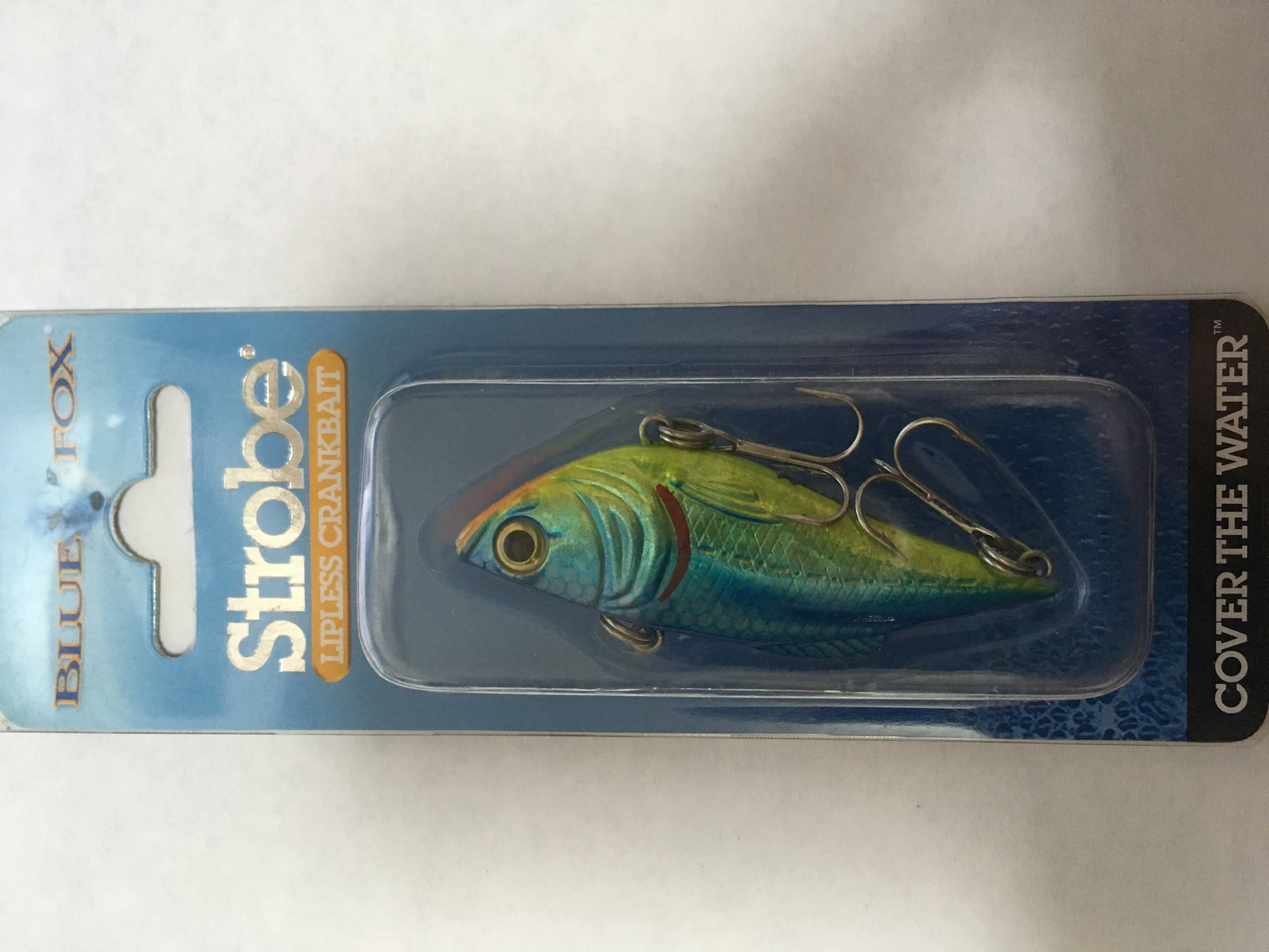 Blue Fox Strobe Lipless Crankbait #256